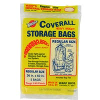 "Warps CB-36 5-count 36"" X 60"" Regular Size Storage Bags"