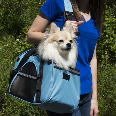 FurHaven All Season Pet Tote Carrier Bag