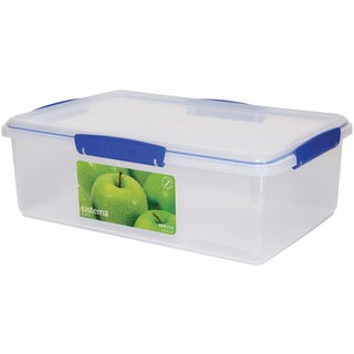 Sistema 1870 29 Cup Rectangle Storage Container