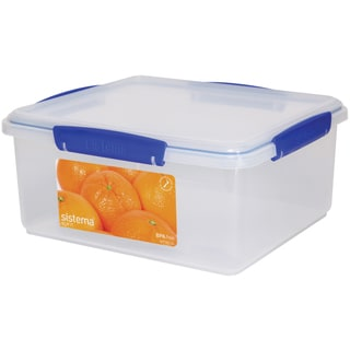 Sistema 1850 21 Cup Rectangle Storage Container