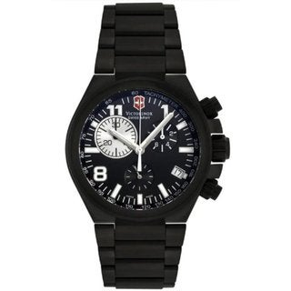 Swiss Army Men's 241255 Convoy Black Watch