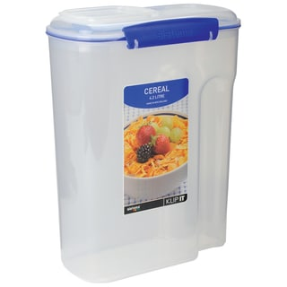 Sistema 1450 142 Oz Klip It Cereal Container