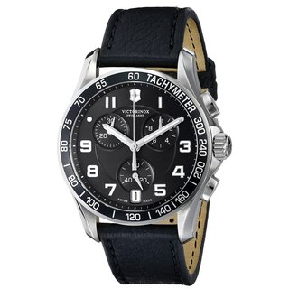 Swiss Army Men's 241493 Classic Black Watch