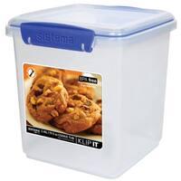 Sistema 1334 2.5 Liter Clear Klip It Cookie Tub