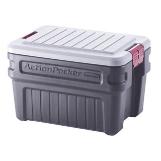 Rubbermaid FG11720238 24 Gallon ActionPacker Storage Container