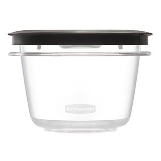 Rubbermaid 7H75TRCHILI 2 Cup Premier Food Storage Container