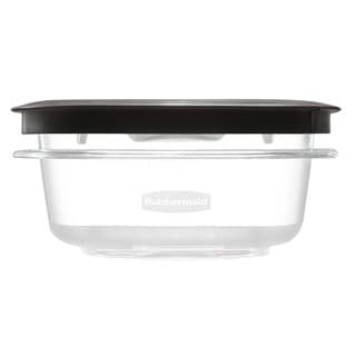 Rubbermaid 7H74TRCHILI 1-1/4 Cup Premier Food Storage Container