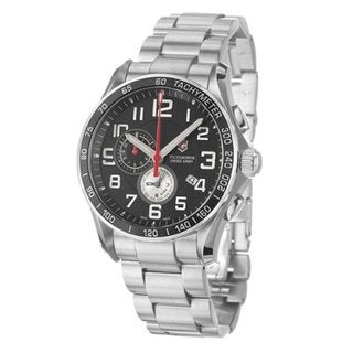 Swiss Army Men's 241280 XLS Black Watch