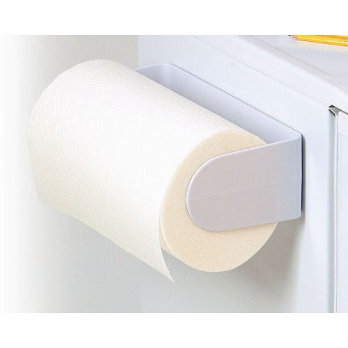 Spectrum Diversified 40500 White Magnetic Paper Towel Hol...