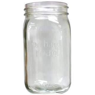 Orchard Road 508 32 Oz Orchard Road Wide Mouth Mason Jars 6-count