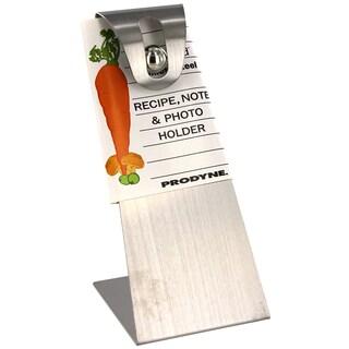 Prodyne RH-22 Stainless Steel Recipe Card Holder