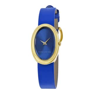 Marc Jacobs Women's MJ1455 Cicely Blue Watch https://ak1.ostkcdn.com/images/products/12517007/P19323028.jpg?impolicy=medium