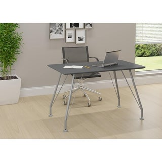 Modern Office Desk - Graphite