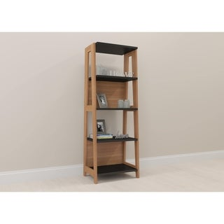 Trendline 26125 Wood Home Office Bookcase