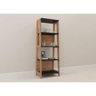 Modern Home Office Bookcase - Hanover/Black|https://ak1.ostkcdn.com/images/products/12517332/P19323052.jpg?impolicy=medium