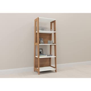 Modern Home Office Bookcase - Hanover/Off White|https://ak1.ostkcdn.com/images/products/12517337/P19323054.jpg?impolicy=medium