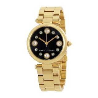 Marc Jacobs Women's MJ3486 Dotty Black Watch