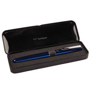 Tombow ULTRA Azure Blue Rollerball Pen