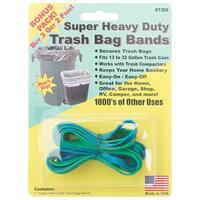 Creative Homeowner 1300 Super Heavy Duty Trash Bag Bands