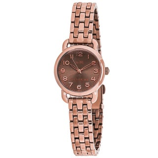 Coach Women's 14502281 Delancey Watches