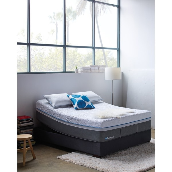 Sealy Posturepedic Hybrid Copper Plush King Size Mattress