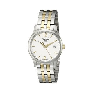 Tissot Women's T0632102203700 T-Classic White Watch