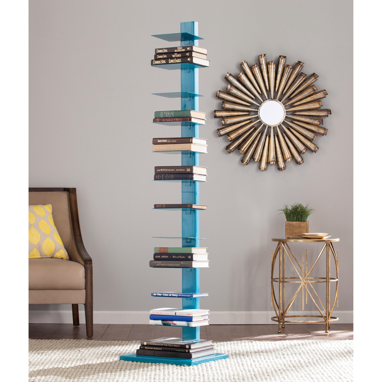 Harper Blvd Ferguson Blue Spine Tower Shelf (OS1949ZH)