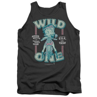 Boop/Wild One Adult Tank in Charcoal