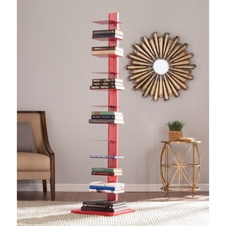Shop Porch & Den Denargo Black Spine Tower Shelf - On Sale