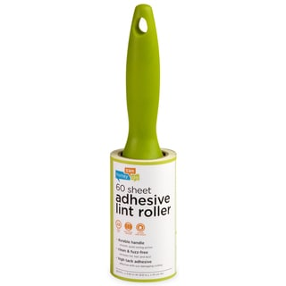 Honey Can Do LNT-01588 60 Sheet Adhesive Lint Roller
