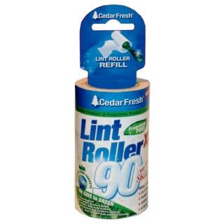 Cedar Fresh 73390 Lint Roller XL 90 Refill