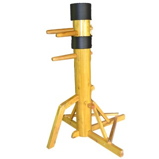 Wing Chun Wooden Dummy with Tripod Base