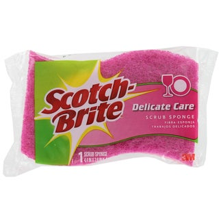 3M 435 Scotch-Brite Delicate Care Sponge