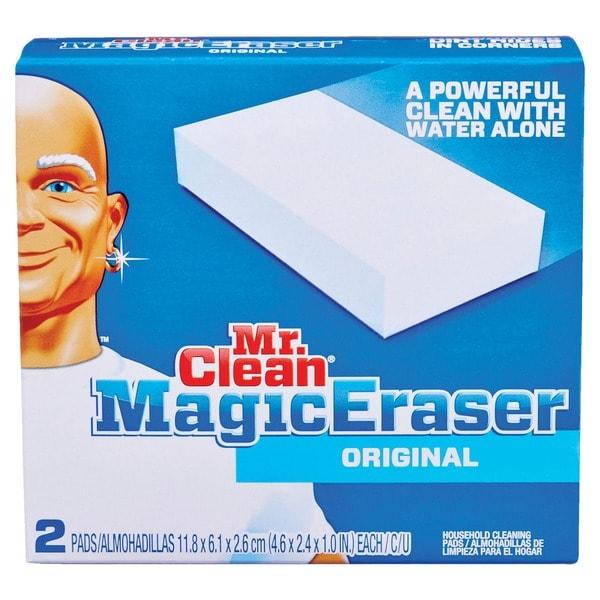 Mr Clean 43515 2-count Mr. Clean Magic Eraser