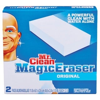 Mr Clean 43515 2-count Mr. Clean Magic Eraser