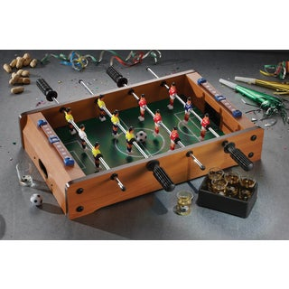 Game Night Foosball 6-shot Table Game
