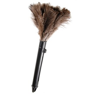"Ettore 31034 11"" Retractable Ostrich Feather Duster"