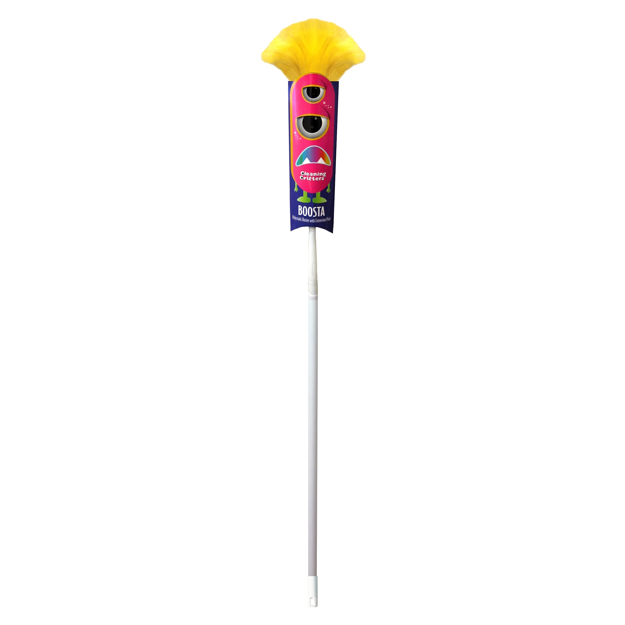Ettore 32002 Polystatic Duster With Extension Pole (Boost...