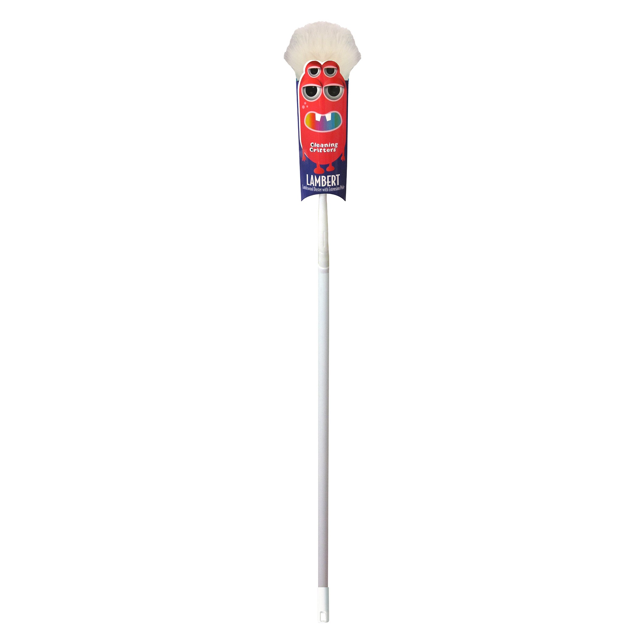 Ettore 32003 Lambswool Duster With Extension Pole (Lamber...