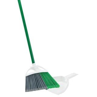 Libman 00206 Precision Angle Broom With Dustpan