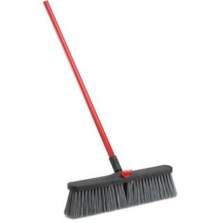 "Libman 00878 18"" Rough Surface Push Broom"