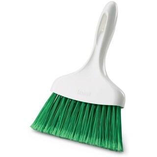 Libman 01030 White & Green Whisk Broom
