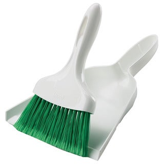 Libman 01031 Dust Pan With Whisk Broom