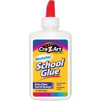 Cra-Z-Art 11302 4 Oz Washable School Glue