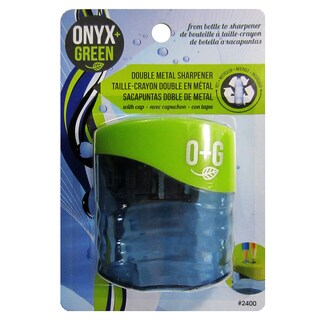 Onyx And Blue Corporation 2400 Metal 2-Hole Sharpener