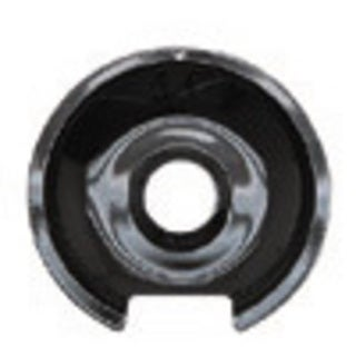 Range KleenBlack Porcelain GE/Hotpoint Reflector Drip Pan