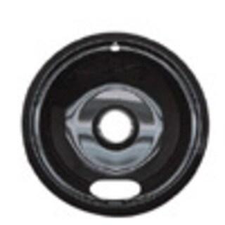 Range Kleen Black Porcelain Universal Reflector Drip Bowl (2 options available)
