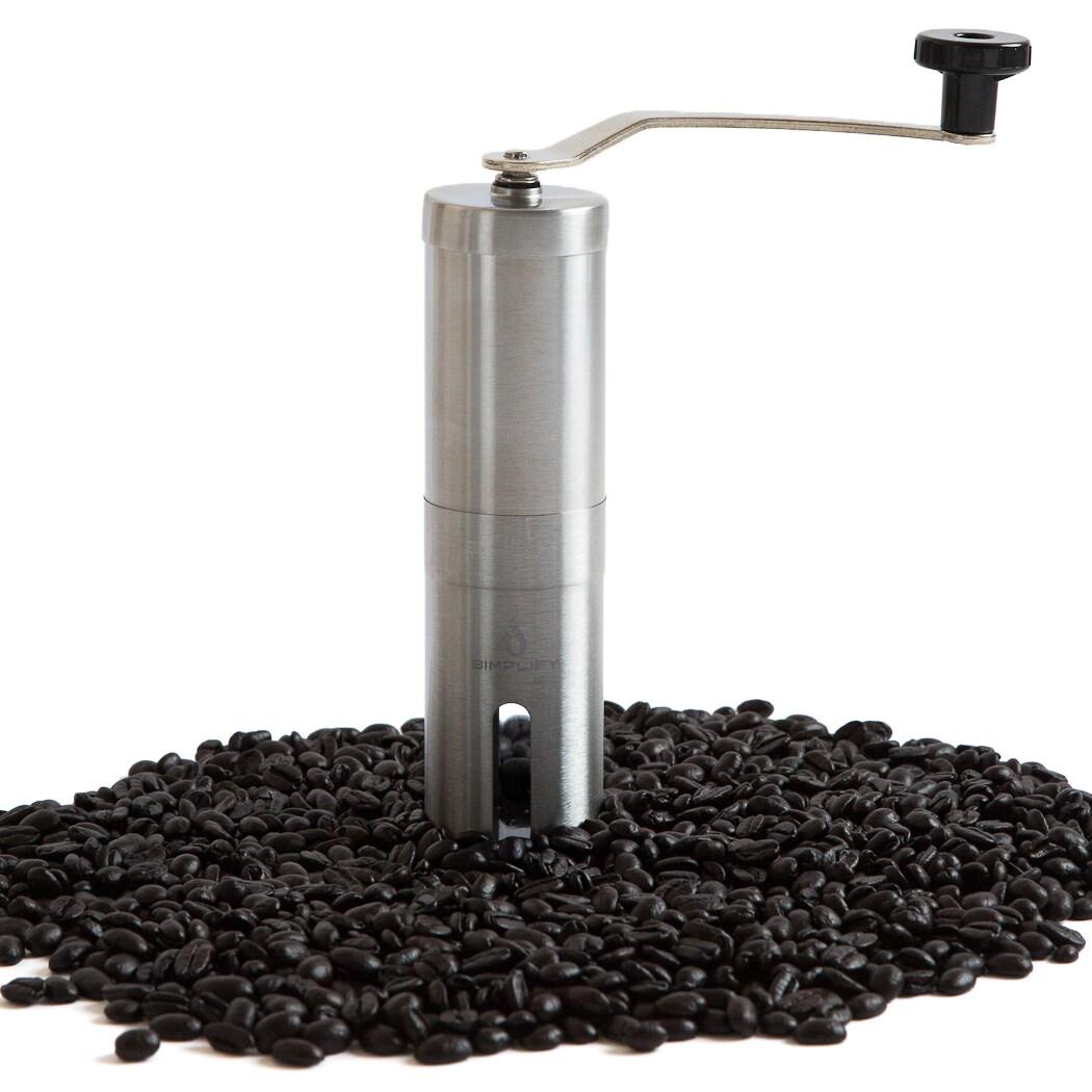 Simplify Portable Handheld Travel Manual Coffee Grinder (...