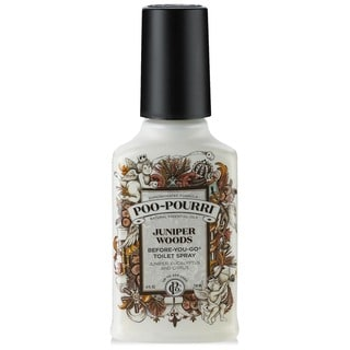 Poo-Pourri 4-ounce Juniper Woods Before-You-Go Toilet Spray