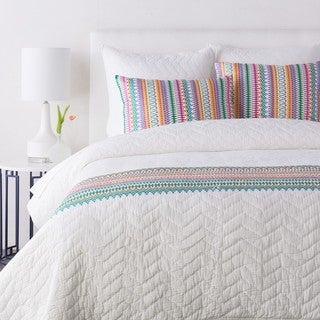 Amita Cotton/Linen Quilt